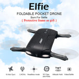 Foldable Selfie Drone with Wifi and Camera