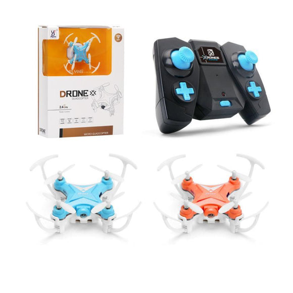 Blue/Orange Nano Drone 4CH 6-Axis