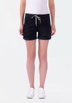Silverbell Black Boyfriend Short