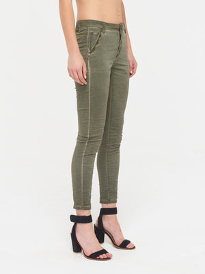 Waterfall Olive Jean