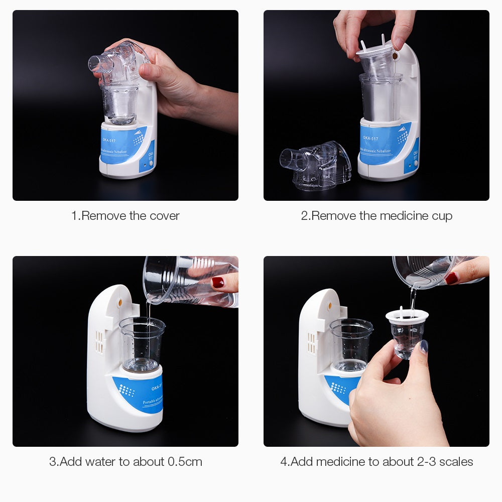 Portable Nebulizer