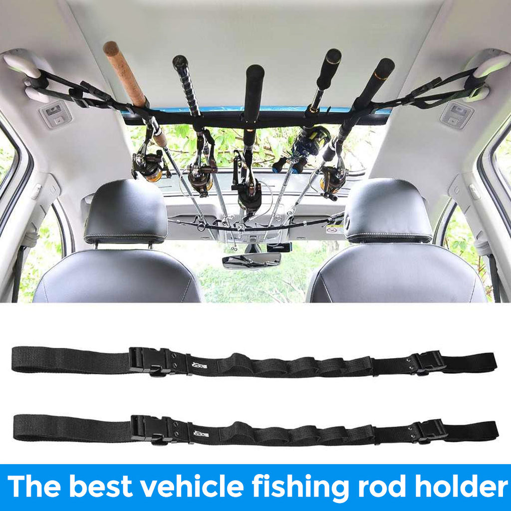 Fishing Rod Carrier