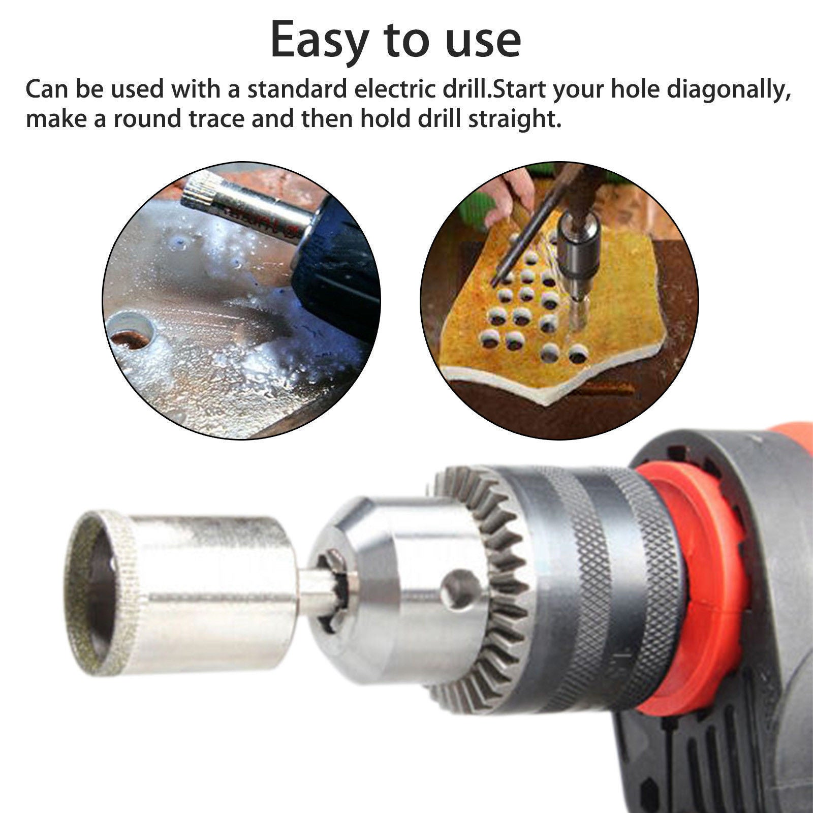 Diamond Hole Drill Bit