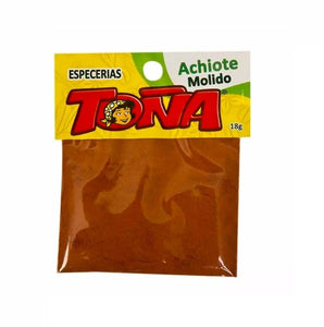 Achiote powder 18g