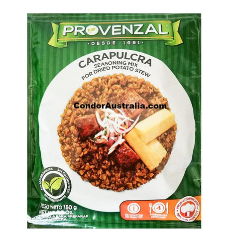 Carapulcra seasoning mix Provenzal 150g