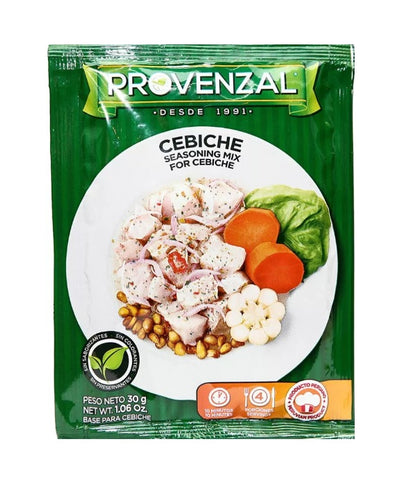 Ceviche seasoning mix Provenzal 30g