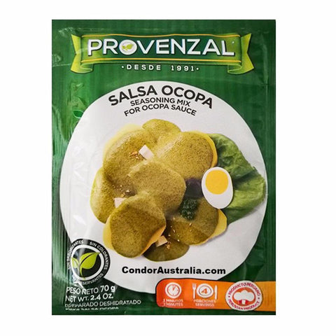 Ocopa seasoning mix Provenzal 70g
