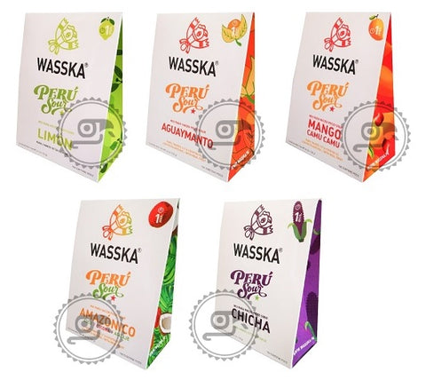 Pisco Sour mix Wasska 125g