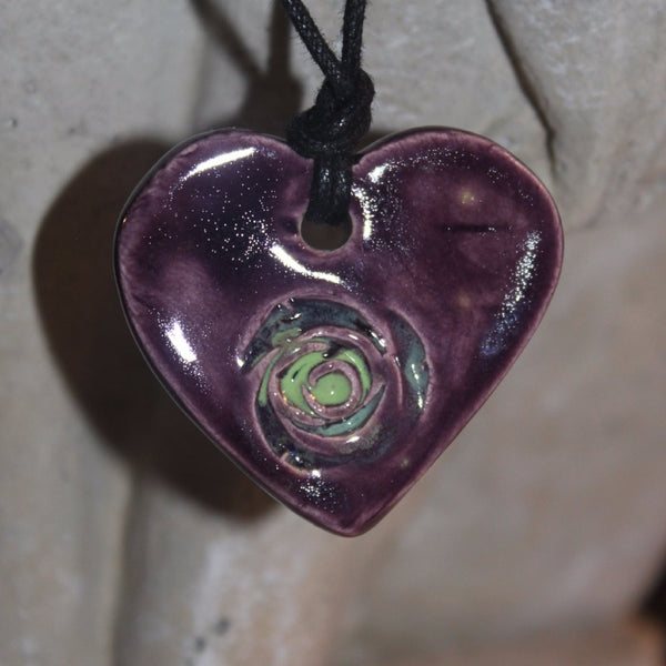 Purplime Heart