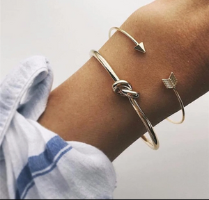 Boho Arrow bracelet set