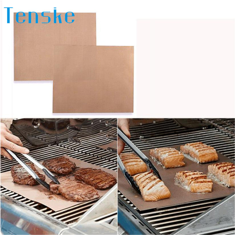 High Heat Grill & Bake Mats
