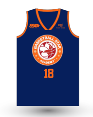 Basketball Academy Uniform (Bulk Order)