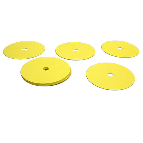 Rubber Flat Markers 10 Pack