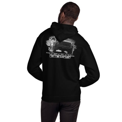 Trail Boss Custom Hoodie - Flores Custom Design