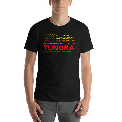 Tundra Throwback T-Shirt - Flores Custom Design