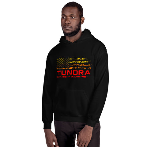 Tundra Throwback Hoodie - Flores Custom Design
