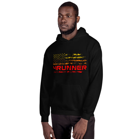 4Runner Throwback Hoodie - Flores Custom Design