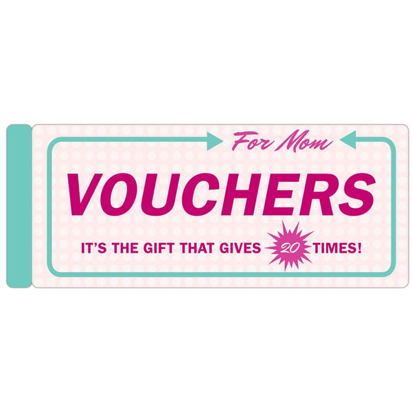 Vouchers For Mum