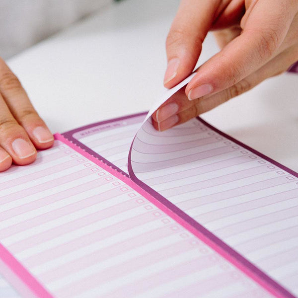 Perforated Pad - Now/Later