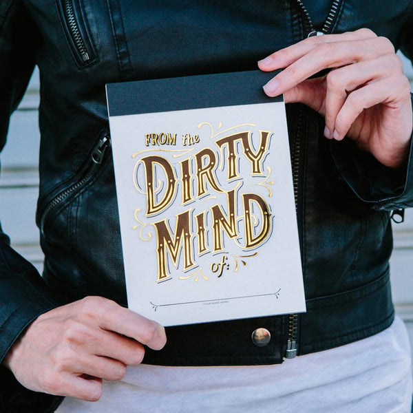 Alter Ego Pad - Dirty Mind