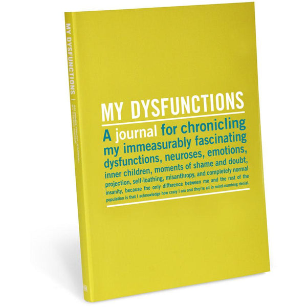 Large Journal - My Dysfunctional