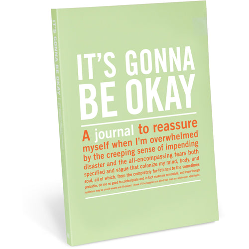 Large Journal - It's Gonna Be Okay