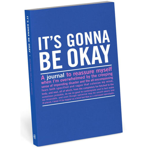 Mini Journal- It's Gonna Be Okay