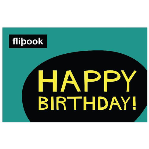 Flipbook - Happy Birthday!