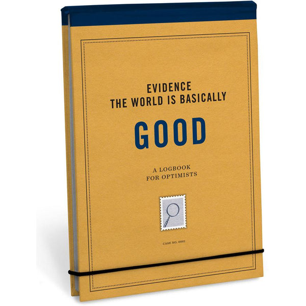 Journal - Evidence The World Is Basically Good
