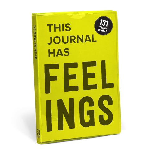 This Journal Has Feelings