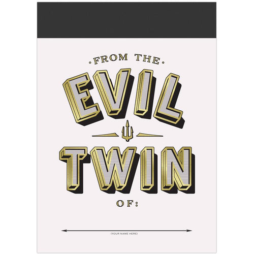 Alter Ego Pad - Evil Twin