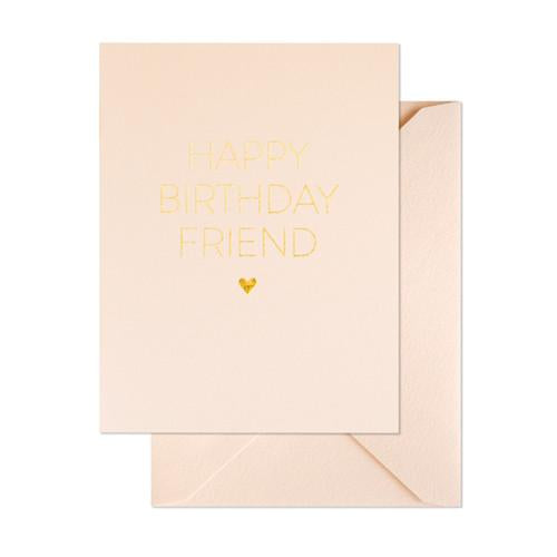 Card - Friend Birthday