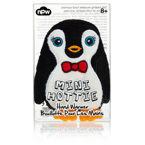 Bow Tie Penguin Hot Chick Hand Warmer