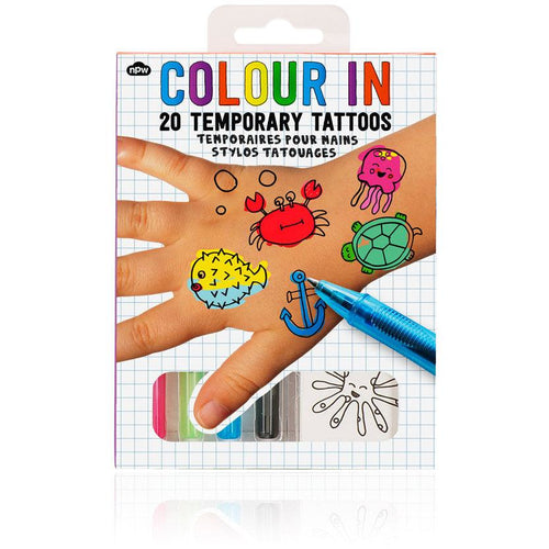Colour in Tattoos