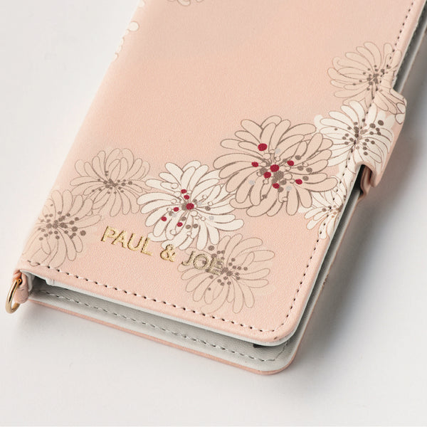 Paul & Joe iPhone 7 Flip Casing - Stripe Bouquet