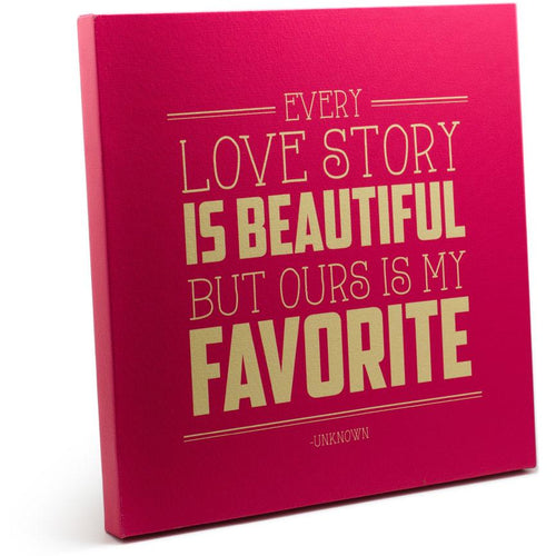 Canvas - Every Love Story Is Beautiful