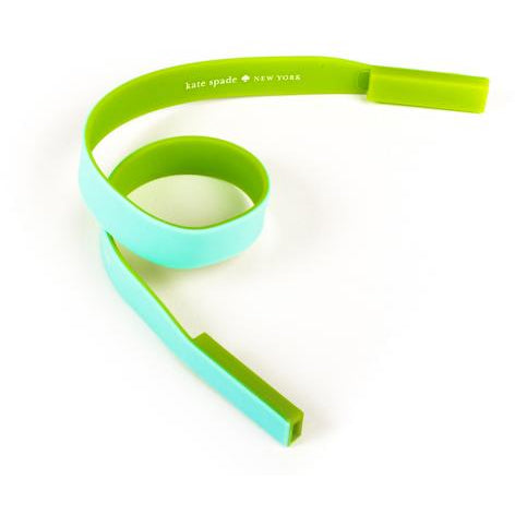 Kate Spade New York Sunglass Strap, Green/Turquoise