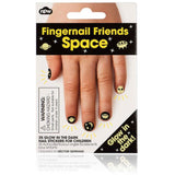Fingernail Friends- Glow in The Dark