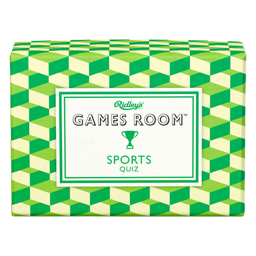 Games Room - Sports Quiz