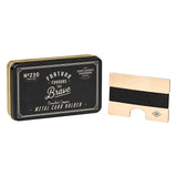 Gentlemen's Hardware - Copper Metal Card Holder