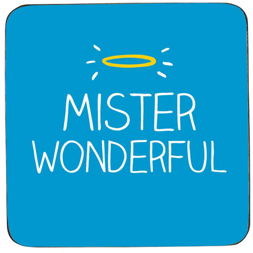 Mister Wonderful Coaster