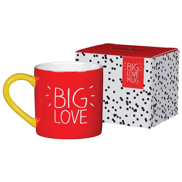 Big Love Boxed Mug