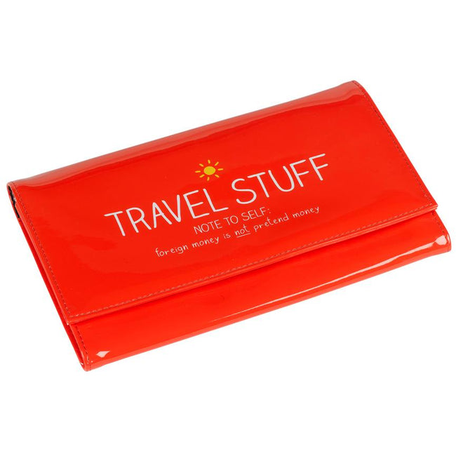 Document Wallet Travel Stuff