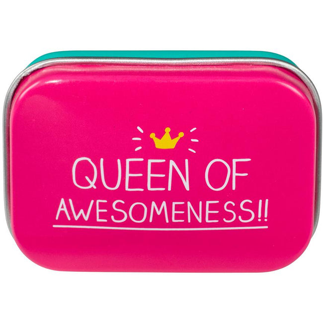 Queen Of Awesomeness Strawberry Lip Balm