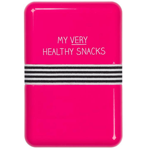 Lunch box - Healthy Snacks