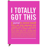 Large Journal - I Totally Got This