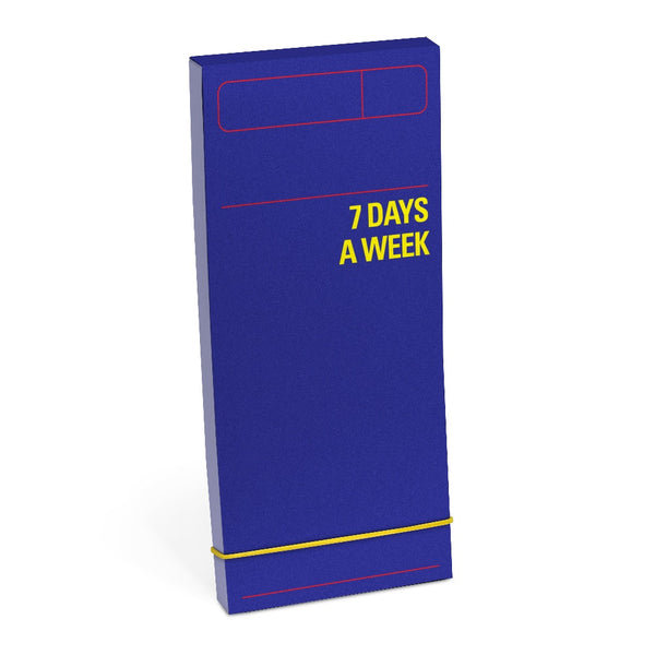 7 Days a Week Planner (Purple)
