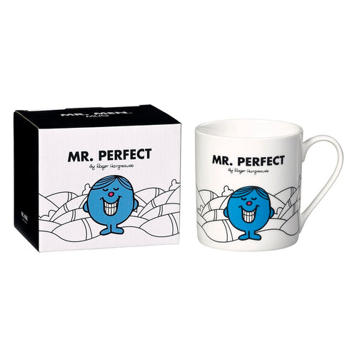 Mr Perfect Mug (2018 design)