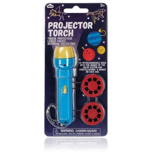 Constellations and Planets Projector Torch