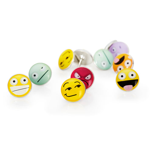 Emojinal - Push Pin set